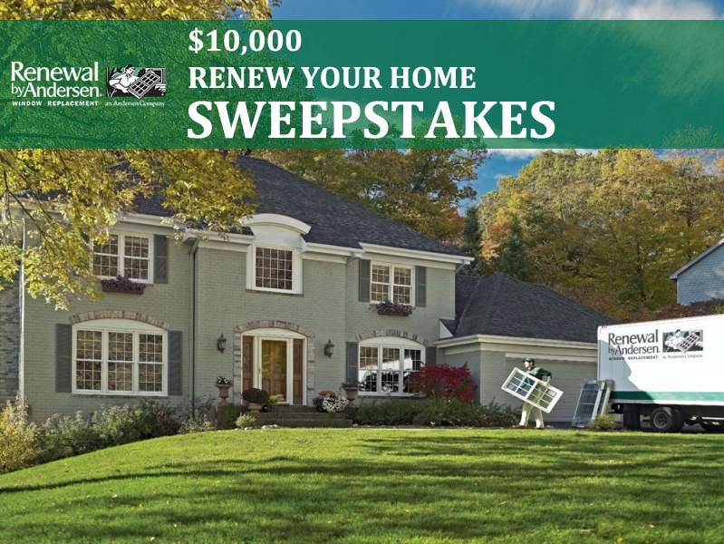 renew your home sweepstakes - House Sweepstakes