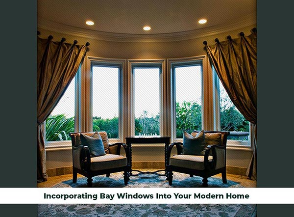 Cool Incorporating Bay Windows Into Your Modern Home Gamerscity Chair Design For Home Gamerscityorg