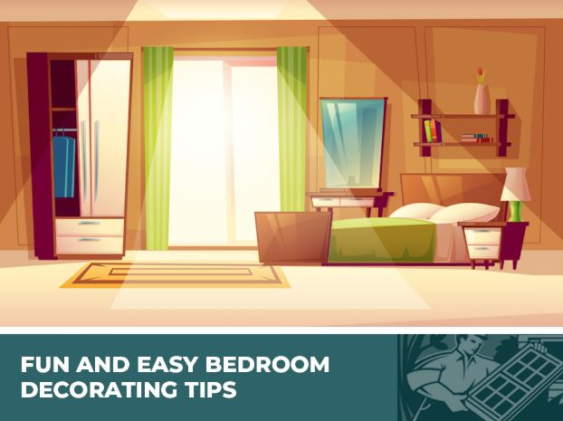 fun and easy bedroom decorating tips 12208 | fun and easy bedroom decorating tips